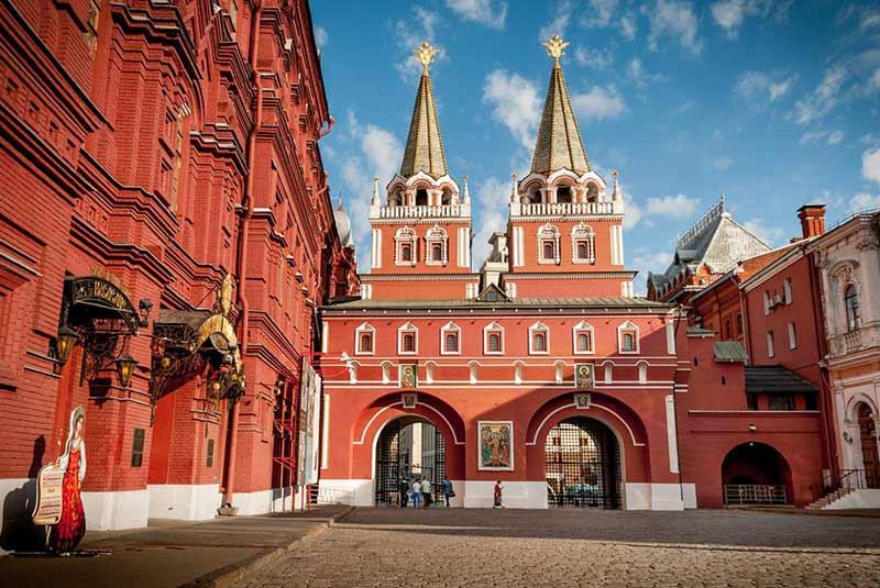 دروازه رستاخیز مسکو