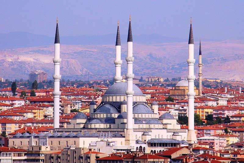 مسجد کوجاتپه - آنکارا