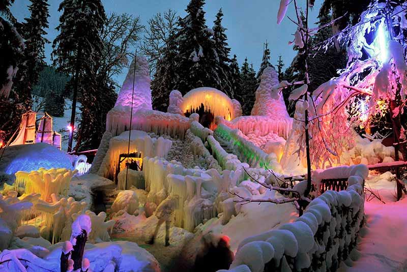کریسمس در سوئیس
