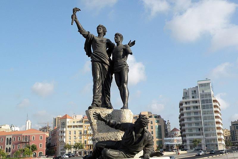 میدان شهدا - بیروت