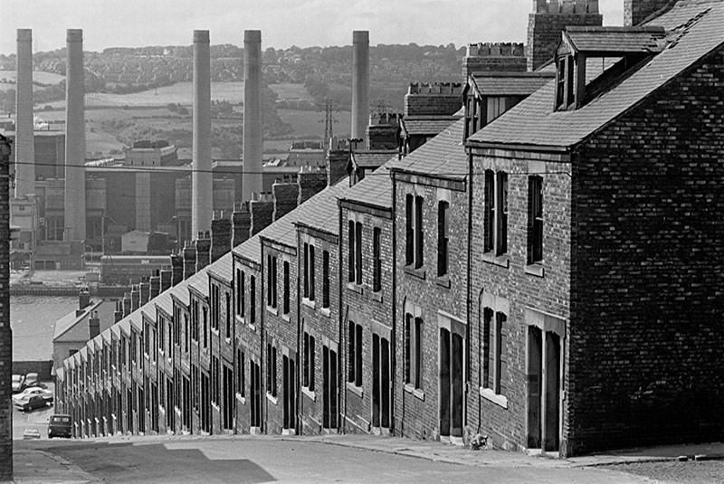 خانه های انگلیسی در خلال انقلاب صنعتی