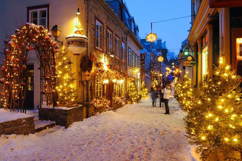 کریسمس در کانادا