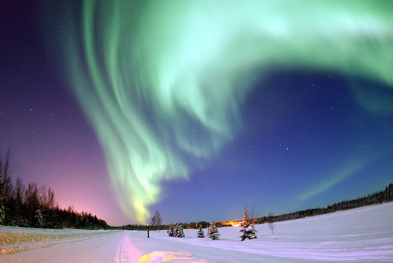 شفق قطبی