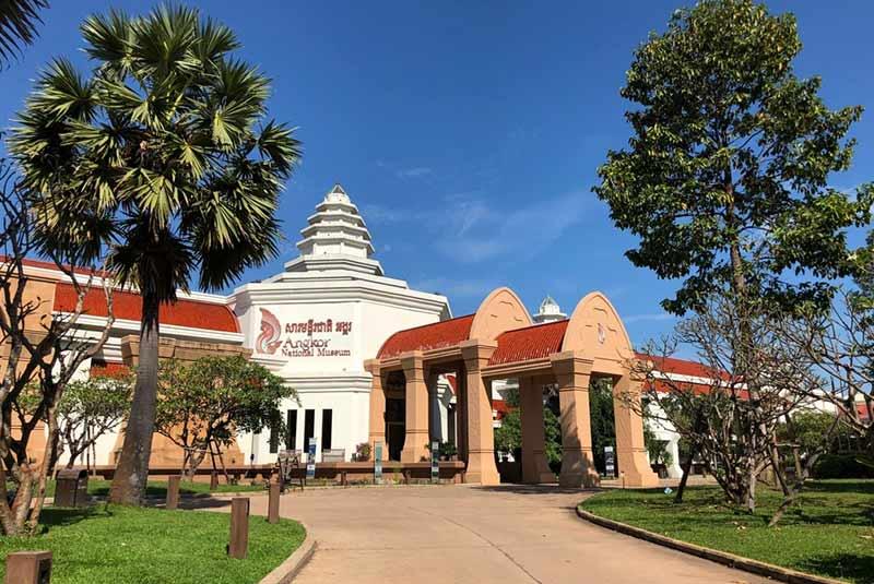 موزه ملی آنگکور - سیم ریپ