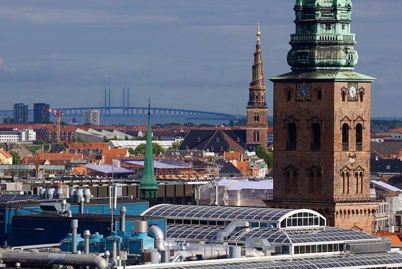 تمیزترین شهر دنیا - کپنهاگ