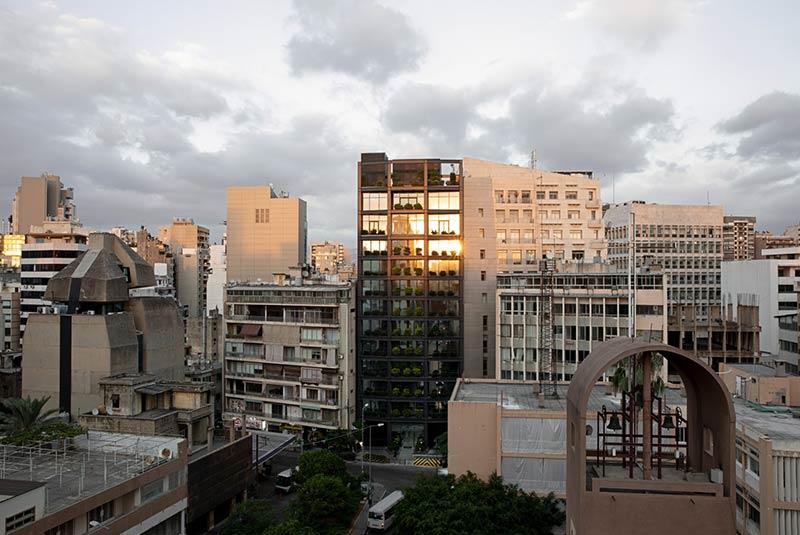 موزه بانک مرکزی - بیروت