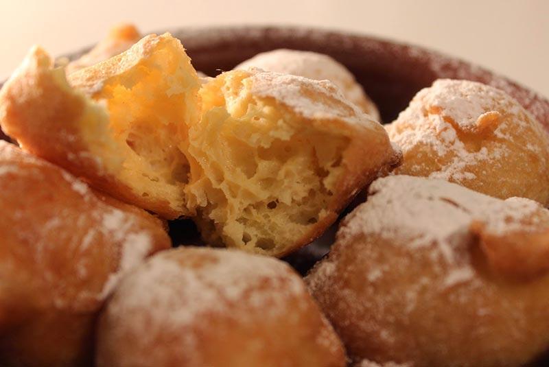 شیرینی اسپانیایی - بونیوئلوس