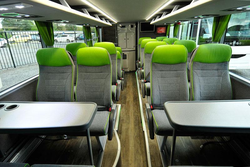 بلیط اتوبوس اروپا