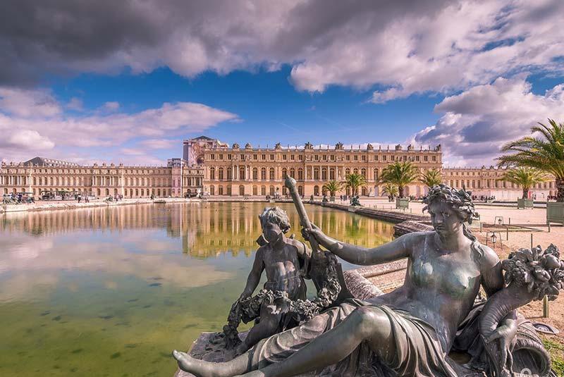جاذبه های اروپا - کاخ ورسای