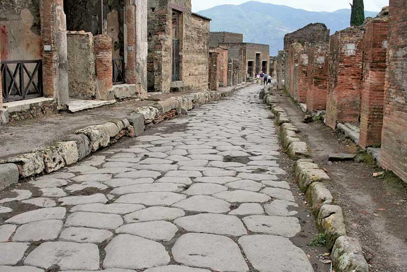 جاهای دیدنی ایتالیا - پمپی