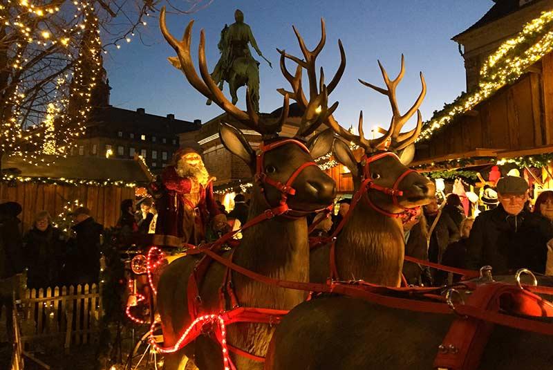 کریسمس در دانمارک