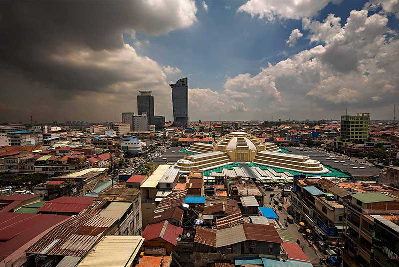 پنوم پن - کامبوج