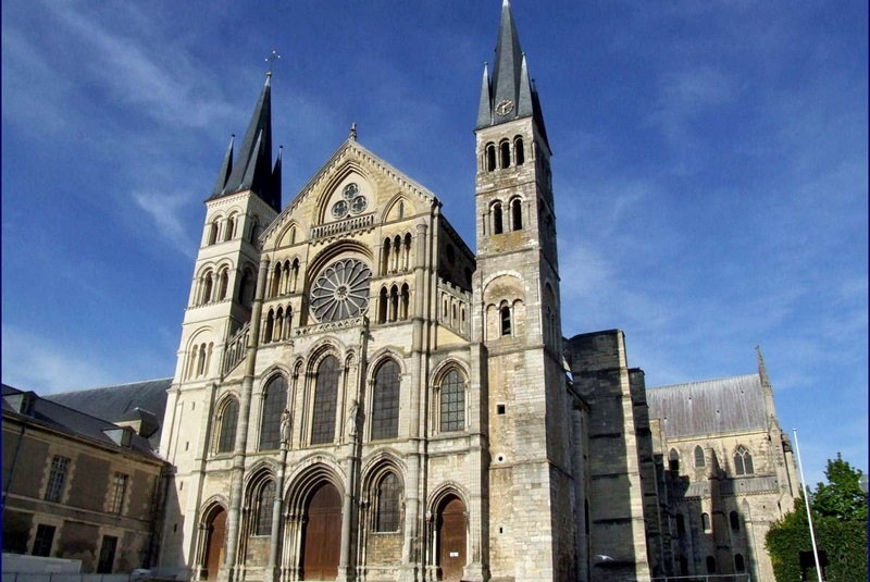 کلیسای جامع رنس - رنس