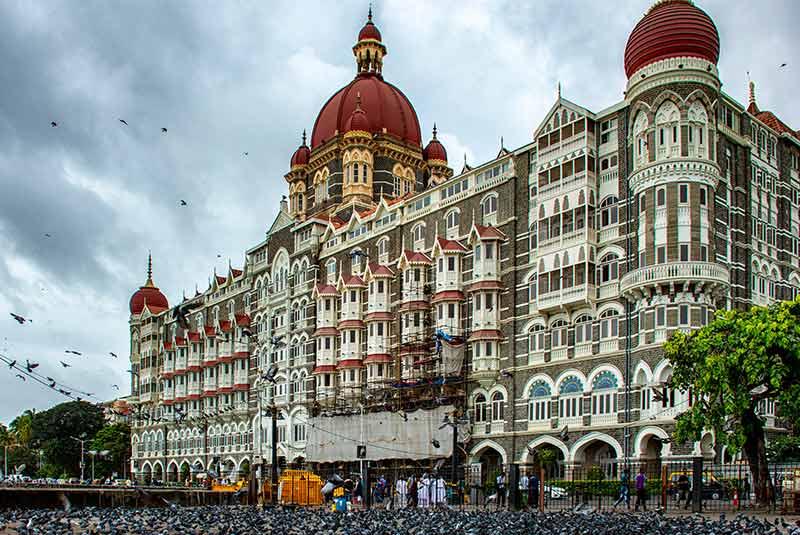 بمبئی - تاج محل