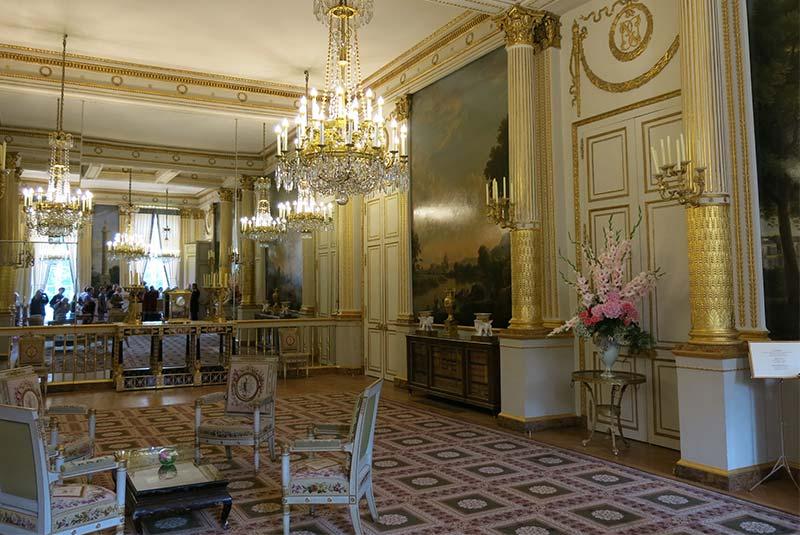 کاخ الیزه فرانسه