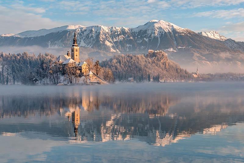 سفر به اروپا در زمستان