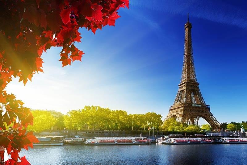جاذبه های اروپا - برج ایفل