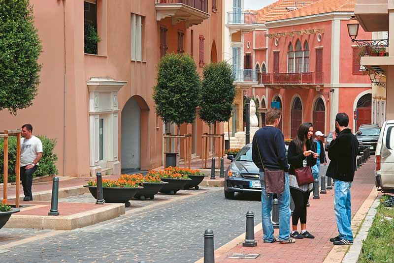 روستای سیفی - بیروت
