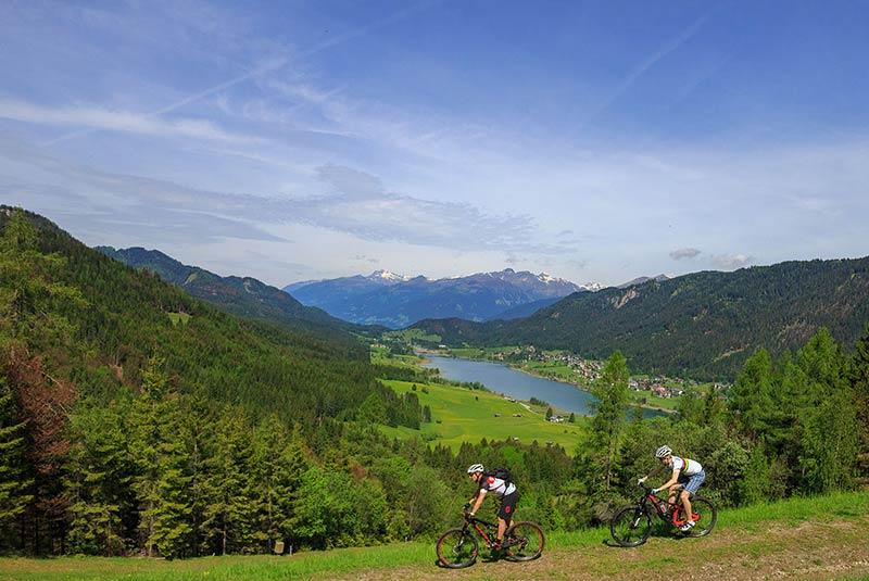 دریاچه های اتریش