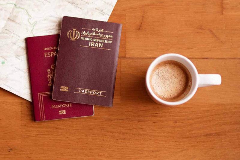 تمدید پاسپورت