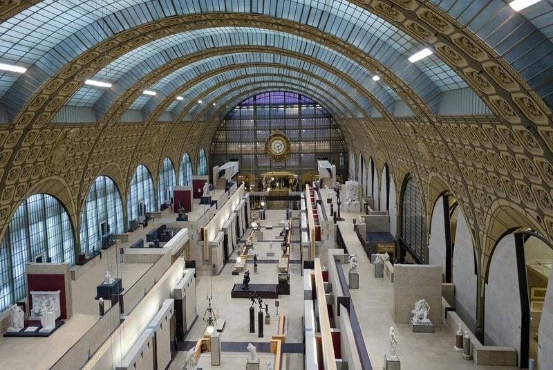 موزه اورسی - پاریس