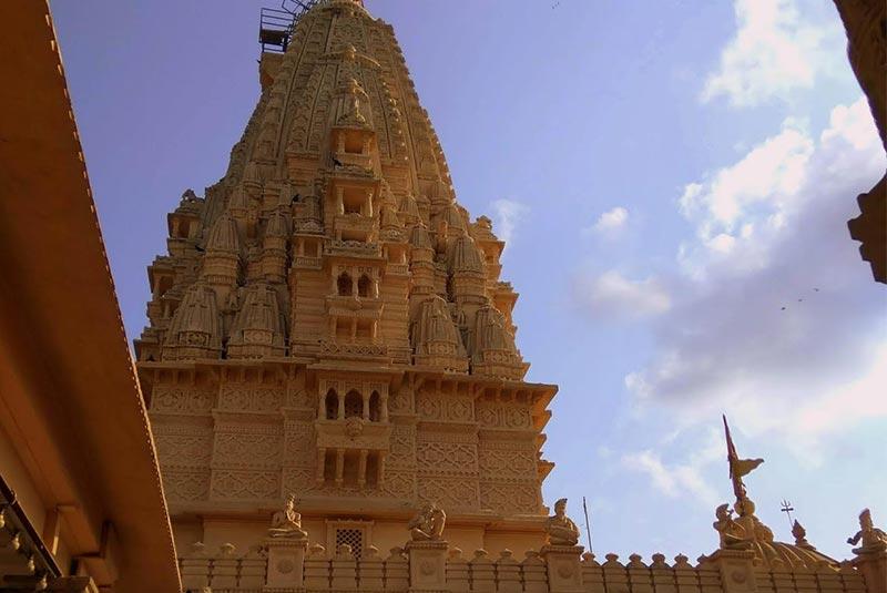 بمبئی - معبد بابولنات