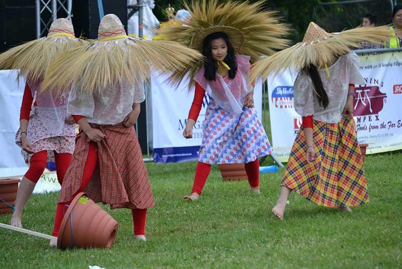 فرهنگ مردم فیلیپین