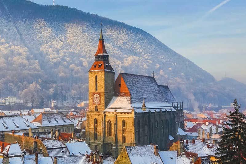 سفر به شهرهای اروپا در زمستان