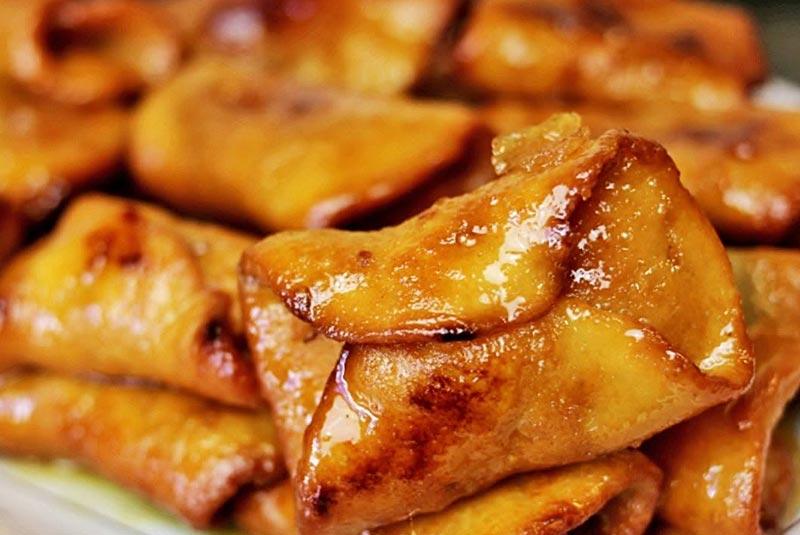 شیرینی اسپانیایی - پستینیوس