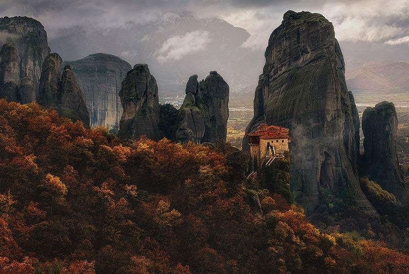 جاذبه های اروپا - یونان