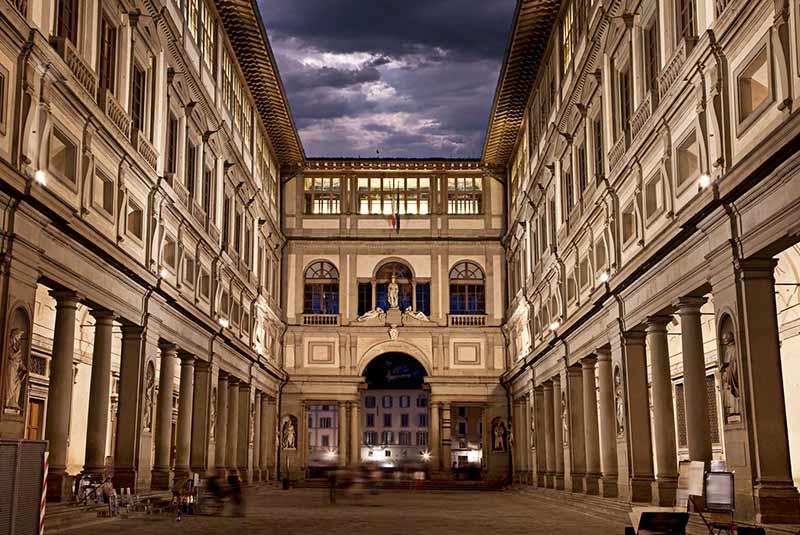 جاذبه های ایتالیا - فلورانس