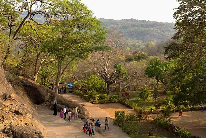 بمبئی - پارک ملی گاندی