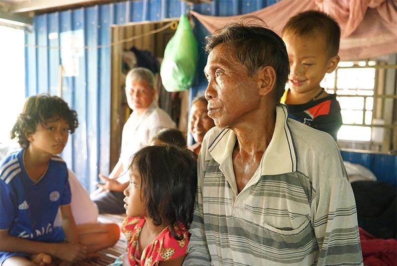 فرهنگ مردم کامبوج