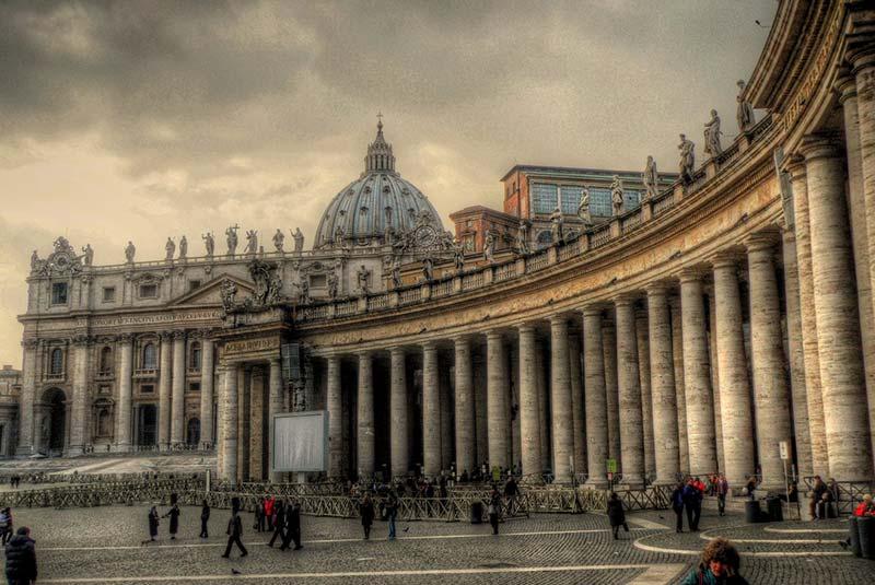 جاذبه های ایتالیا - رم