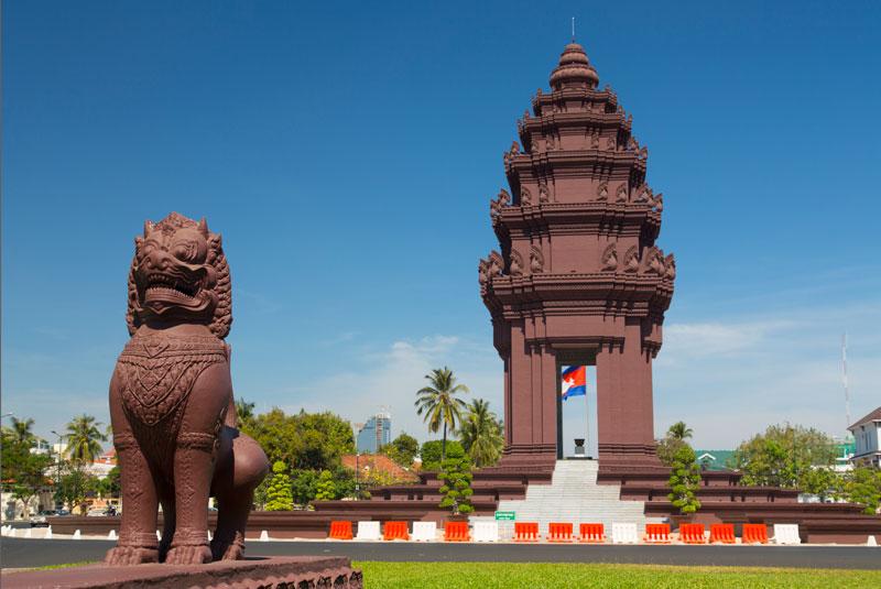 جاهای دیدنی پایتخت کامبوج