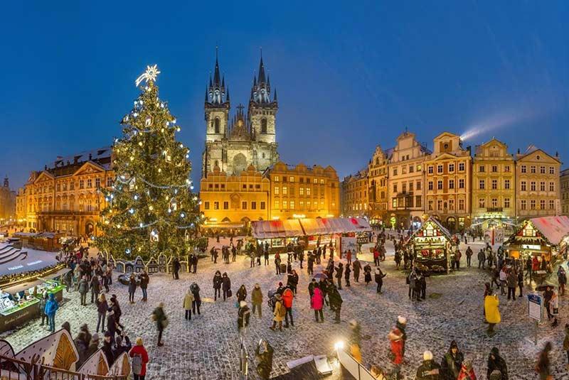 کریسمس در چک