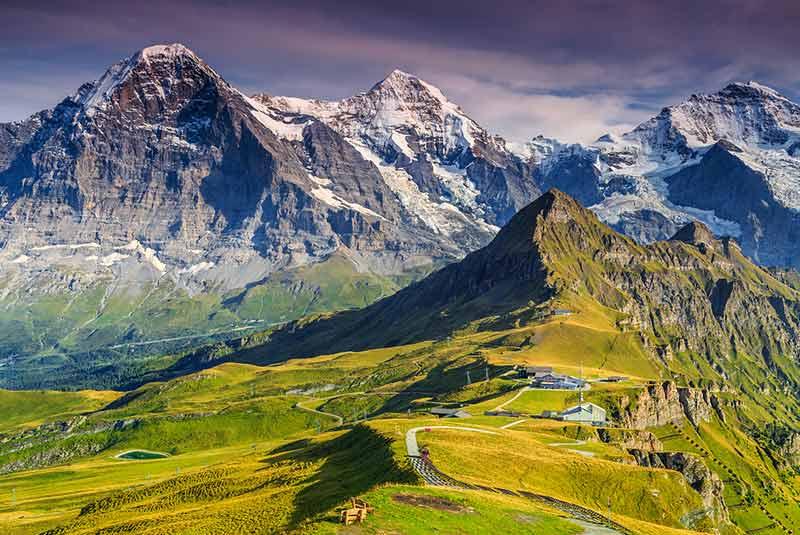 طبیعت اروپا