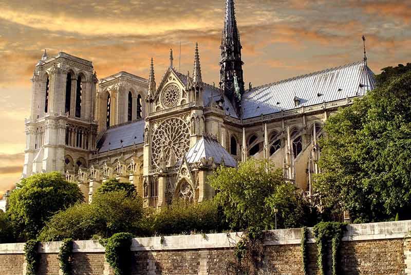 جاهای دیدنی فرانسه