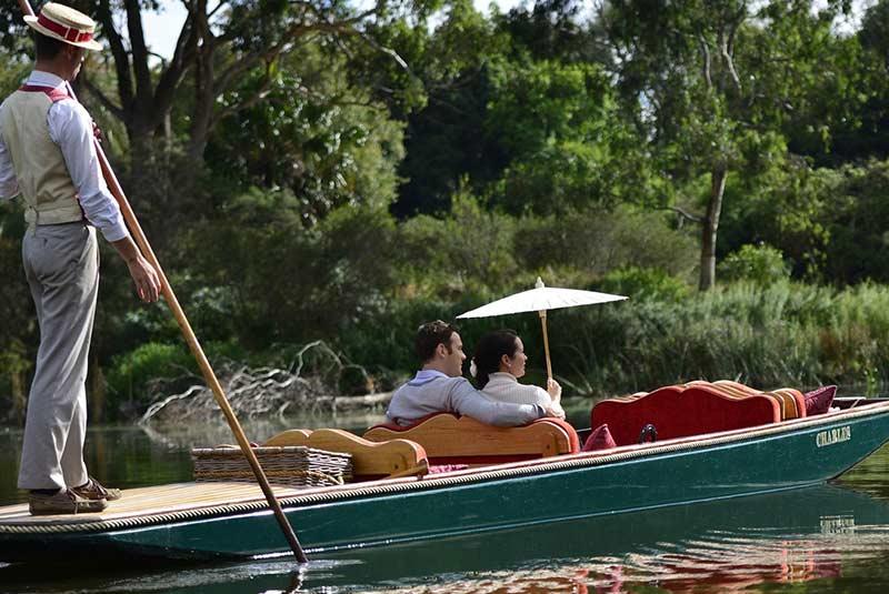 قایق سواری ملبورن