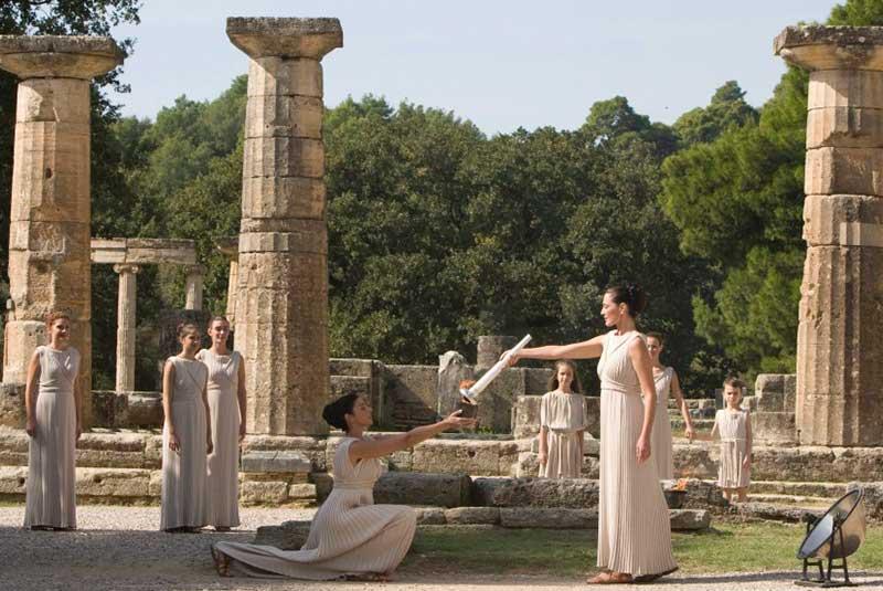 اختراعات یونان