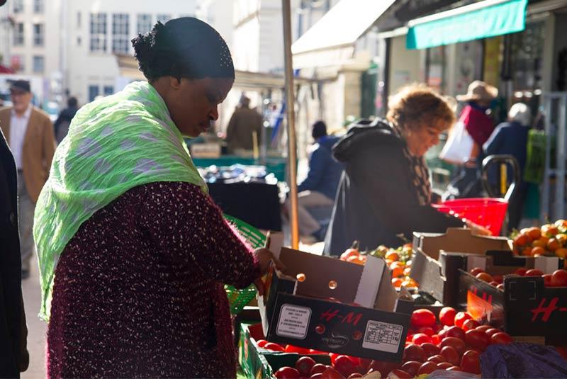 بازار الیگر پاریس