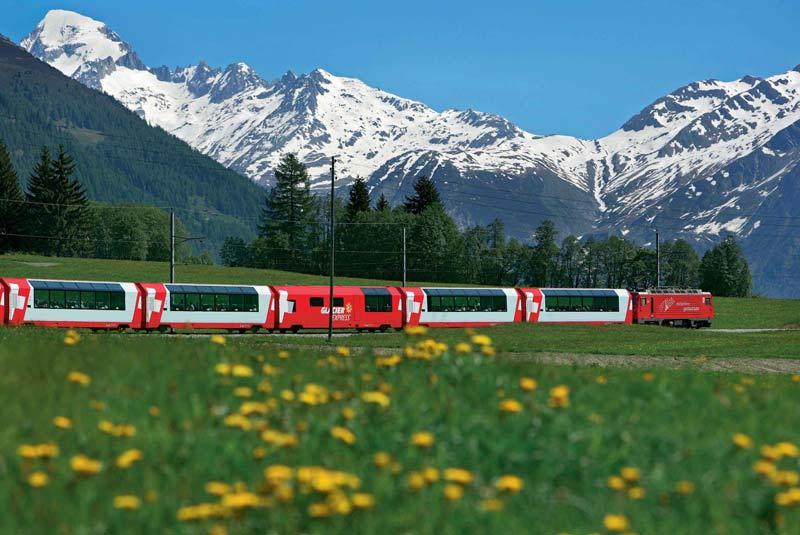 سفر به سوئیس