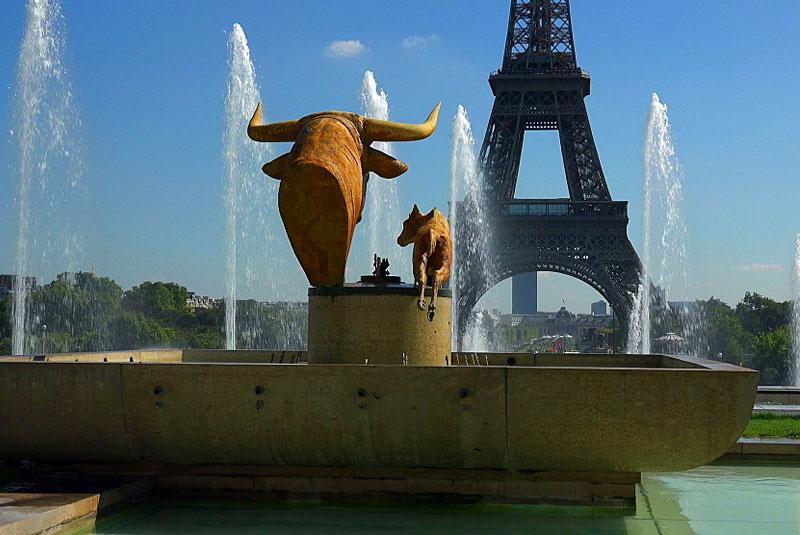 تروکادرو پاریس