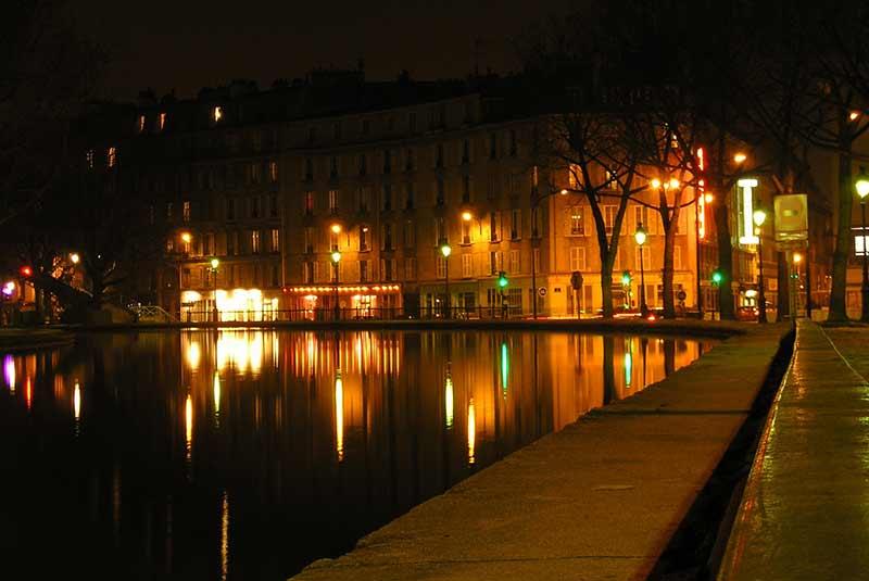 کانال سن ژرمن پاریس