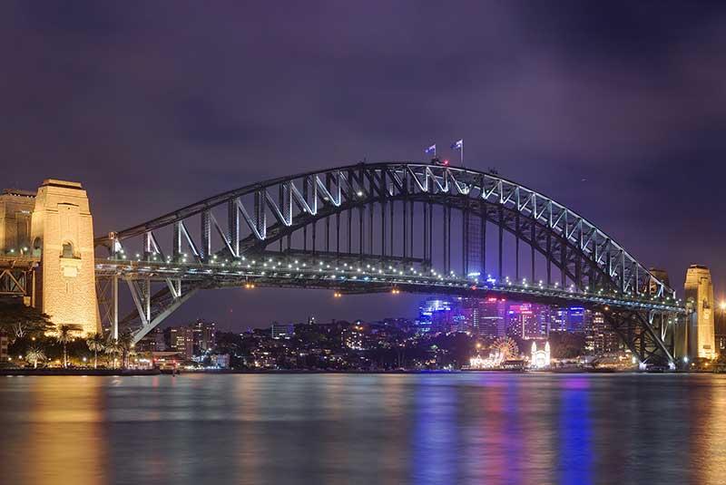 دیدنی های ارزان سیدنی