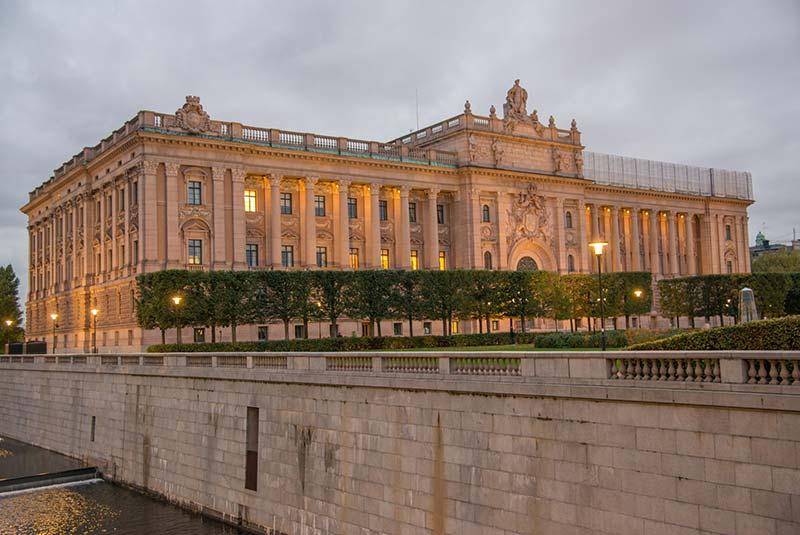 سالن اپرای سوئد