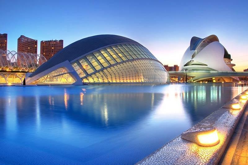 سفر رمانتیک اسپانیا