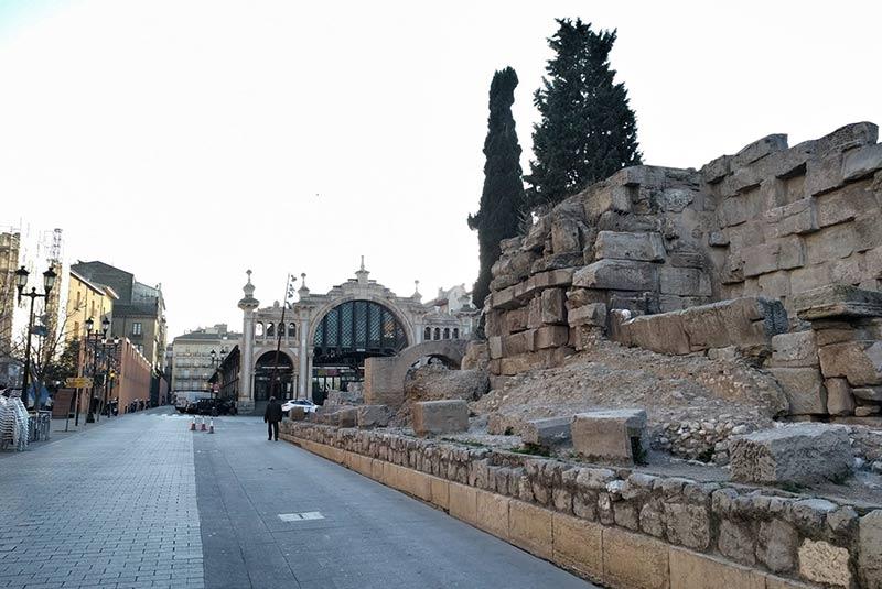 دیوارهای رومی