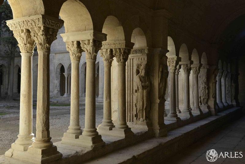 جاذبه های گردشگری آرل فرانسه
