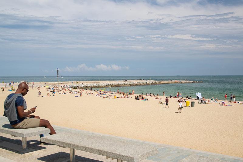 ساحل بوگاتِی بارسلون